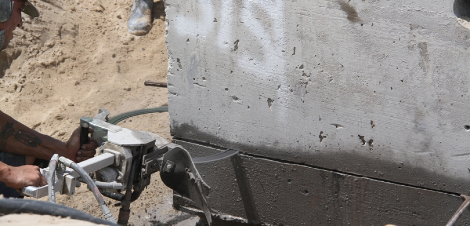 Diamond Wire Sawing Sydney - Concrete Wire Sawing - City Cut